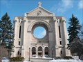Image for St. Boniface Cathedral - Winnipeg MB