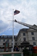 Image for Nautica Park Nautical Flag Pole  -  Boston, MA
