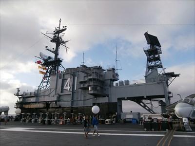 USS Midway Museum - San Diego