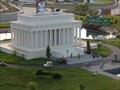 Image for Lincoln Memorial - Legoland - Lake Wales.