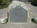 Image for Grave of George C. Yount - Yountville, CA