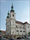 Image for Kostel Sv. Michala / Church of St. Michael (Brno - South Moravia)