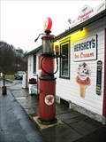 Image for Texaco Pumps - Cruisers Cafe - Mt. Pleasant Mills PA