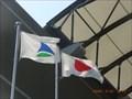 Image for Adachi-ku Flag - Tokyo, JAPAN
