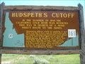 Image for Hudspeth's Cutoff  - Fish Creek Summit, ID