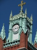 Image for Church of the Precious Blood Clock - Woonsocket, Rhode Island