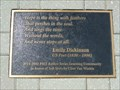 Image for Emily Dickinson - Florida State College South Campus - Jacksonville, FL