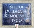 Image for Site of Aldgate - Aldgate High Street, London, UK
