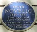 Image for Ivor Novello - Aldwych, London, UK