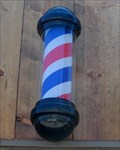 Image for Freshly Faded Barber Pole  -  San Diego, CA