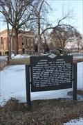 Image for Lonoke County Senator Joe T. Robinson -- Lonoke AR