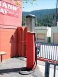 Image for Vintage Gas Pump - Dunsmuir California