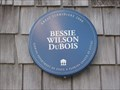 Image for Blue Plaque: Bessie Wilson DuBois