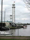 Image for Historical Look-Out Tower (Lighthouse) in Paterswolde, the Netherlands.