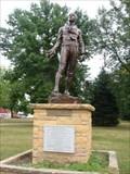 Image for Statue of Robert Emmet