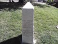 Image for Fort Towson Trail Marker - Fort Smith AR