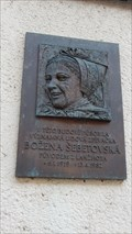 Image for Bozena Sebetovska - Brno, Czech Republic