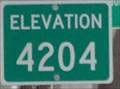 Image for Little Colorado River Bridge ~ Elevation 4204