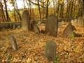 Image for židovský hrbitov / the Jewish cemetery, Liten, Czech republic