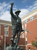 Image for The Spirit of the American Doughboy - Muskogee, Oklahoma
