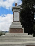 Image for Arrowtown and Districts War Memorial - Arrowtown, New Zealand