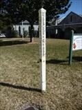 Image for Trinity Episcopal Church Peace Pole - St. Augustine, FL