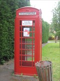 Image for Buckworth  Red Telephone Box-   Cambs