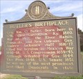 Image for Butler's Birthplace, Nicholasville, Jessamine County, Kentucky