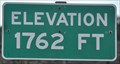 Image for Highway 46 Summit ~ Elevation 1762