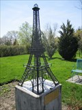 Image for The Eiffel Tower in the International Peace Gardens -  Salt Lake City Utah