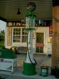 Image for Sinclair Gas Pump  -  Spencer, MO