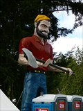 Image for Paul Bunyan - Puyallup, Washington