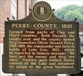 Image for Perry County, 1821  -  Hazard, KY