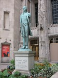 Image for Nathan Hale statue - Chicago, IL