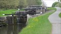 Image for Newlay Staircase Locks On Leeds Liverpool Canal - Morley, UK