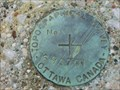 Image for 693701: Topographical Survey Division Marker, Sarnia