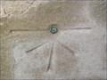 Image for Cut Bench Mark & Bolt - Sydney Street, London, UK