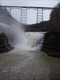 Image for Upper Falls - Letchworth State Park, New York