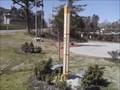 Image for Planer Hill Peace Pole - Eureka Springs AR