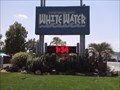 Image for White Water Park Time and Temperature Sign - Branson MO