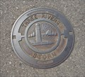 Image for The Man Hole Cover - Three Rivers, Michigan