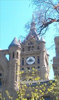 Image for Salt Lake City and County Building Clocks - Salt Lake City, Utah