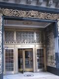 Image for Cincinnati Enquirer Building Doorway - Cincinnati, Ohio
