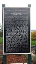 Image for Gettysburg Address - Eagle Point National Cemetery - Eagle Point, OR