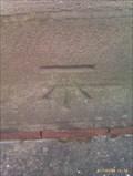 Image for Benchmark, Charnwood Road Baptist Church, Shepshed