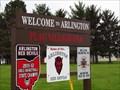 Image for Welcome to Arlington - Flag Village USA