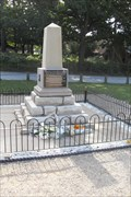 Image for 508th Parachute Infantry Regiment, 82nd Airborne Division Memorial, Wollaton Park, Nottingham.