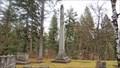 Image for Richards Family Obelisk - Spokane, WA