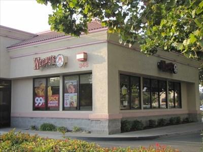 Wendy's Address, Roseville, CA