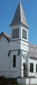 Image for St. Andrew's United Church Bell Tower - Kaslo, BC